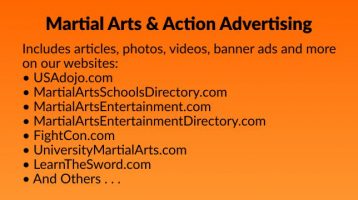 Martial Arts Advertising