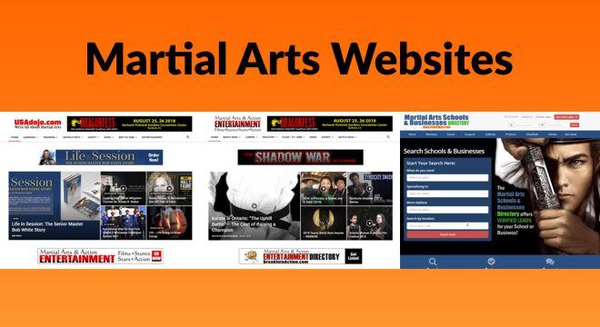 Martial Arts Websites by Martial Arts Enterprises