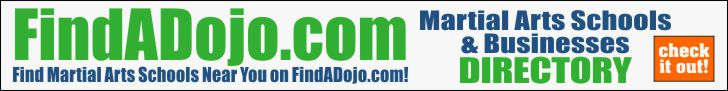 FindADojo.com on the Martial Arts Schools & Businesses Directory